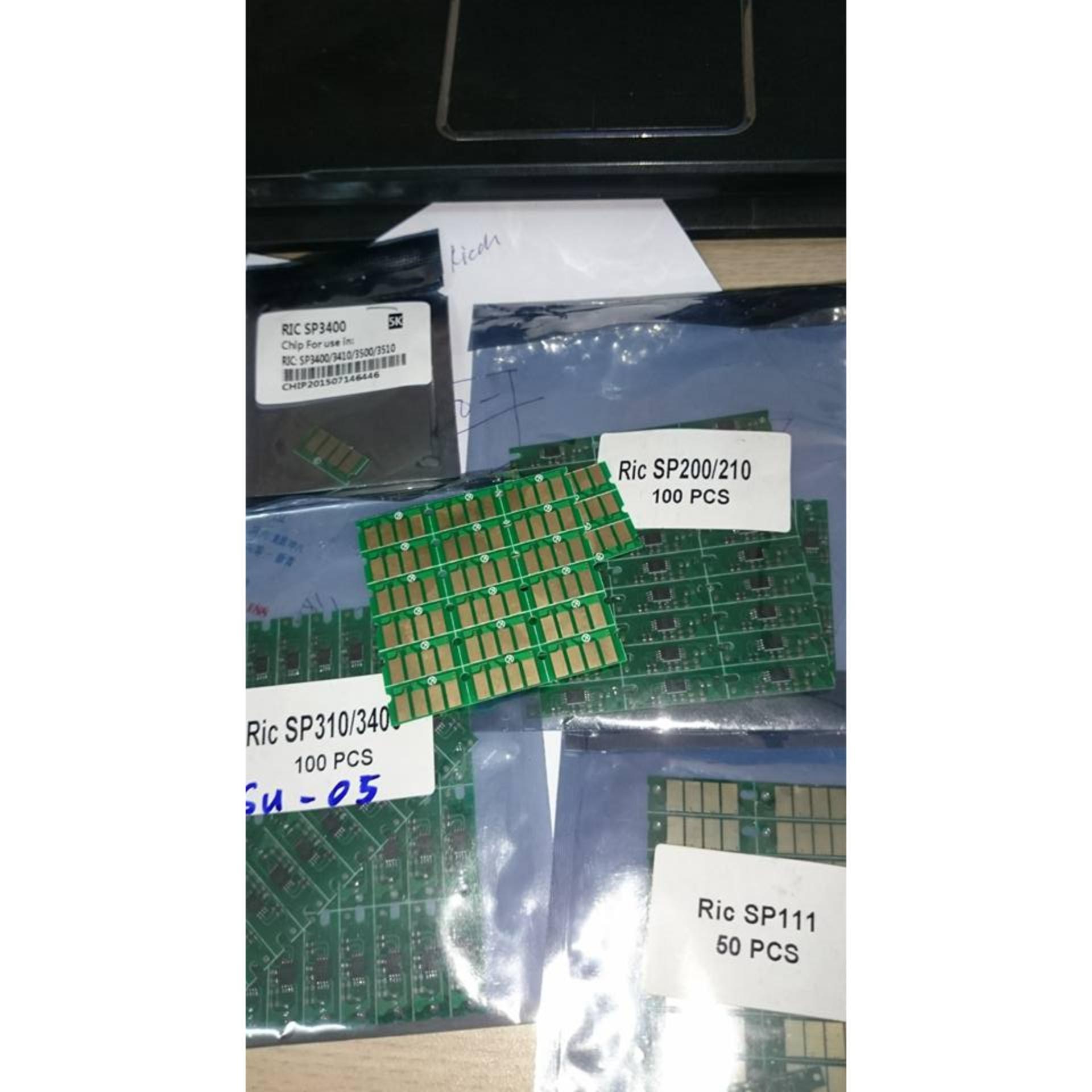 03 Chip nhớ hộp mực Ricoh Sp 150SU/150SF