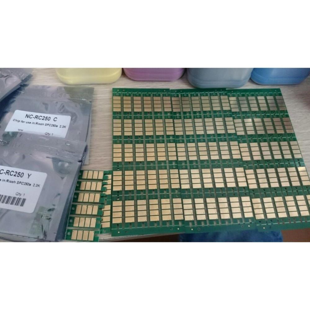 So sánh giá 05 Chip nhớ hộp mực Ricoh Sp 150SU Tại HT G8