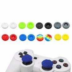 10 cái Ốp Cần Điều Khiển Ngón Tây Cái Dính Tây Cầm Nắp dành cho PS3 PS4 Xbox One/ năm 360 MỘT +-quốc tế