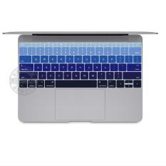 """12 """"Macbook, HOA KỲ loại Bàn Phím Silicone dành cho 12 inch Macbook, cầu vồng-quốc tế"""