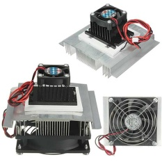 12V Thermoelectric Peltier Cooler Refrigeration Cooling System Kit TEC1-12706 – intl
