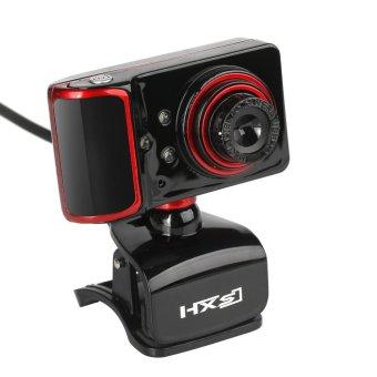 16 Megapixels USB Computer Filter Webcam with MIC - intl