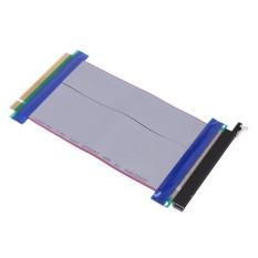 1 cái 15 cm PCI Express PCI-E 16X Thẻ Mạch Mở Rộng Linh Hoạt Nối Dài-quốc tế