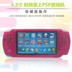 2018 Hot Portable Handheld Game Console 4gb built in 1000+ Games Video Games Support Camera MP3 Player(Red) – intl
