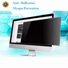 Mua 22″ Inch 16:10 Privacy Protection Screen Filter Anti-Glare Protector Film Damage Scratch – intl   ở đâu tốt?
