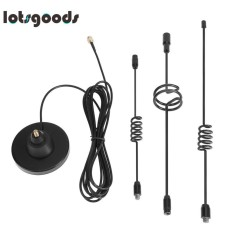 3G Network Card External Antenna with SMA TS9 CRC9 FME SMB Connector Kit – intl