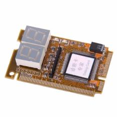 3IN1 Mini PCI PCI-E LPC PC Analyzer Tester Notebook Combo Debug Card (Intl)