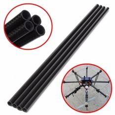 3 k Cuộn Bọc 10 mét Sợi Carbon Ống 8 mét x 10 mét x 500 mét cho Máy Bay RC các mô hình-quốc tế