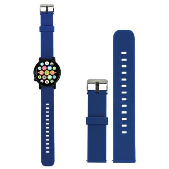 42mm Sports Smart Watch for Samsung Gear S2 Classic R732 (Blue) -intl