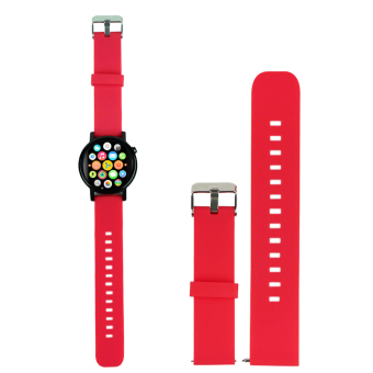 42mm Sports Smart Watch for Samsung Gear S2 Classic R732 (Red) -intl