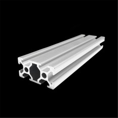 500mm Length 2040 T-Slot Aluminum Profiles Extrusion Frame For 3D Printer CNC – intl