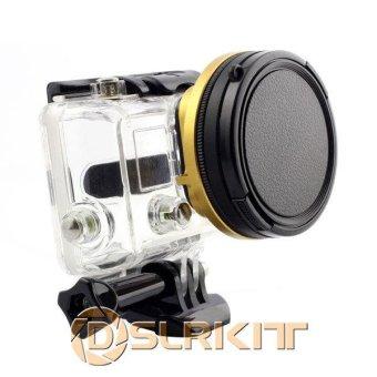 58mm Lens Cap For Gopro Hero 3 - intl