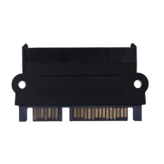 5Gbps SFF 8482 SAS to SATA 180 Degree Angle Adapter Converter Straight Head – intl