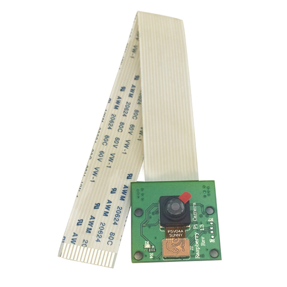 5MP Wide Angle Camera Board Module for Raspberry Pi 2 3 with Cable- intl
