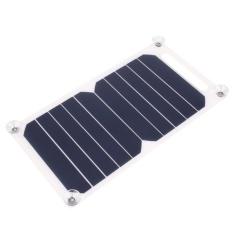 Giá Tốt 5 v Năng lượng mặt trời Sạc Bảng Điều Khiển USB Sạc Du Lịch Thông Minh Cho Điện Thoại Máy Tính Bảng-intl Tại Yueyi Store