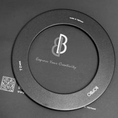 Adaper Ring cho gá đỡ kính lọc 100/130/150 &165mm 72mm