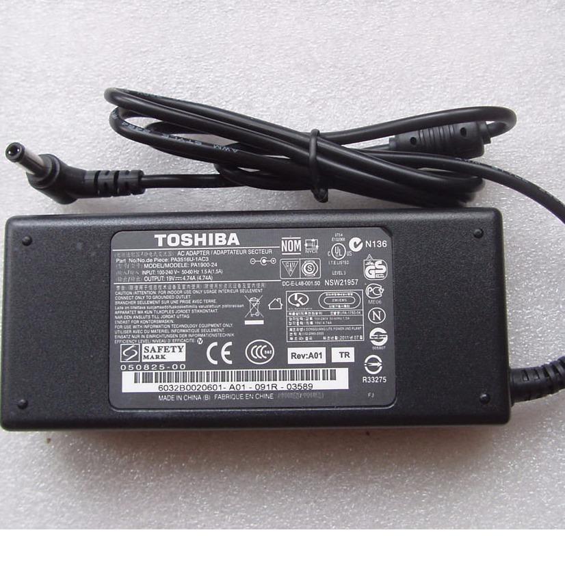 Adapter TOSHIBA 19V – 4.74A / Original