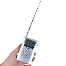 AM FM Radio Bỏ Túi Di Động Radio Kỹ Thuật Số 3.5 mét Tiêu Thụ Điện Năng Thấp-quốc tế