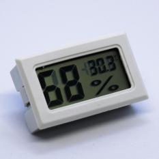 Ẩm kế điện tử đo ẩm, nhiệt độ tủ chống ẩm (kèm pin) – PHUKIEN2T_Q01103