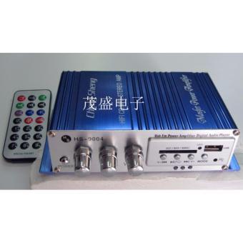 Âm Ly HS9004 35W+35W 12VDC 5A ( Độ dàn âm thanh chất lượng cao )