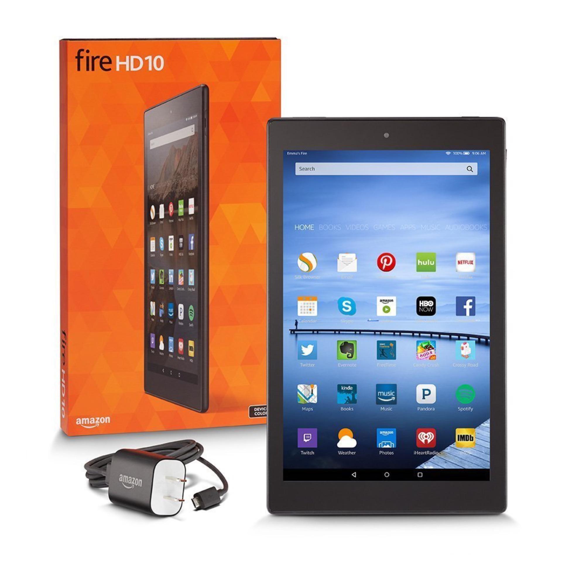 Amazon Kindle Fire HD 10 ( Mới nhất 2017) - Hàng nhập khẩu