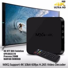 Nơi Bán Android Box TV – MXQ 4K mới nhất 2017 _ Nâng cấp TV thường thành Smart TV