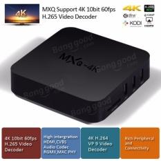 (Khuyến Mãi)_Android Box TV – MXQ 4K Mới Nhất 2017 _ Nâng Cấp TV Thường Thành Smart TV