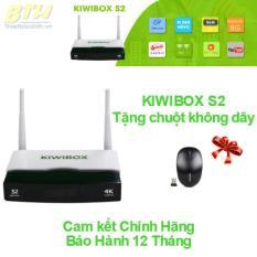 Android Kiwibox S2 +Tặng chuột Không Dây Cao Cấp