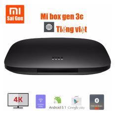 Android tivi box mibox gen 3c