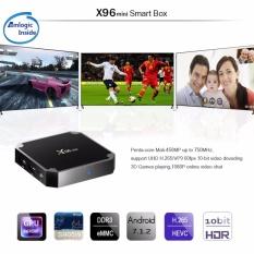 Android tivi box X96 Mini – Ram 2gb – Rom 16GB Bảo hành 12 tháng 1 đổi 1