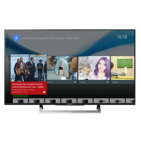 Bảng giá Android Tivi Sony 43 inch KD-43X8000D