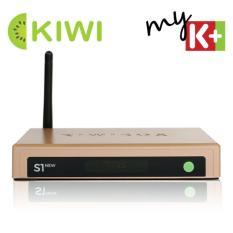 Android Tivibox Kiwibox S1 biến tivi thường thành tivi thông minh