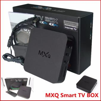 Android TV Box MXQ Amlogic S805