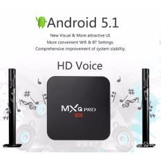 TV Box Truyền hình 4K MXQ Pro+ 1G Bản mới Tích hợp FPT Play (Best Seller)