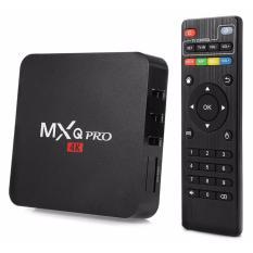 Đâu là giá chuẩn cho Android TV Tivi box MXQ Pro 4K, biến Tivi thường thành Smart Tivi