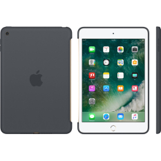 Ốp Lưng Apple iPad mini 4 Silicone Case Charcoal Grey