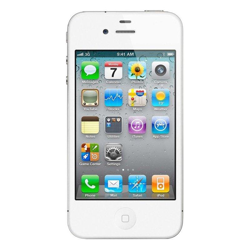 Apple iPhone 4 16GB (Trắng)