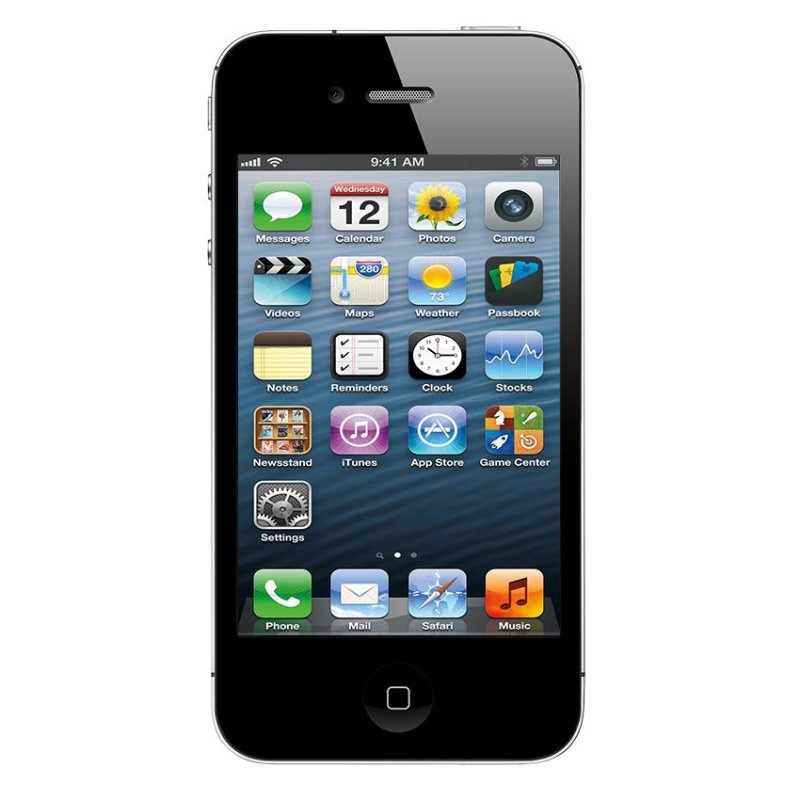 Apple iPhone 4S - Touch / 64GB / Đen