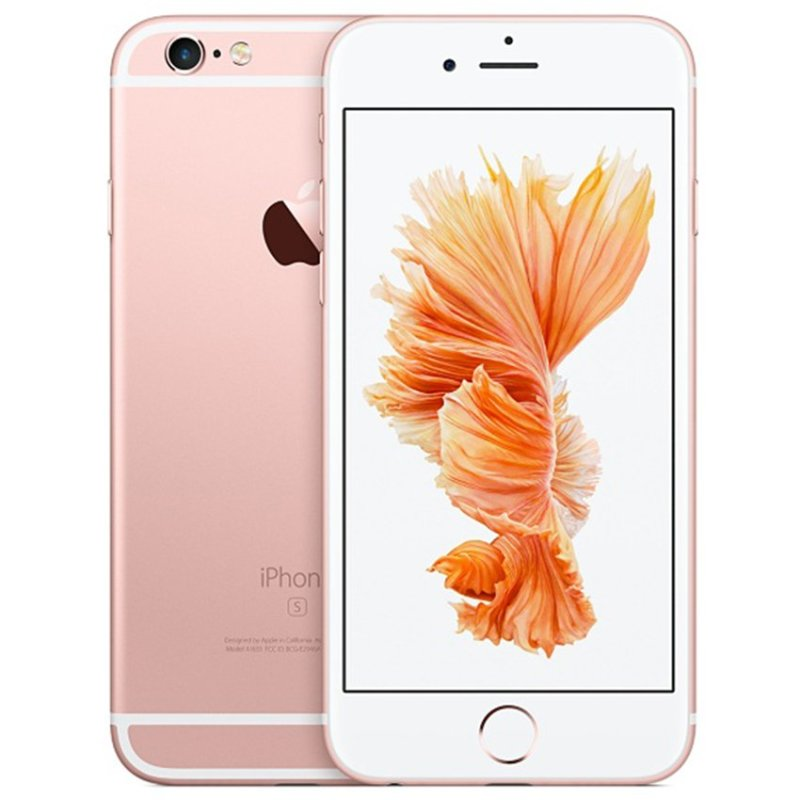 Apple iPhone 6s Plus 16GB (Vàng hồng) - Hãng phân phối chính thức