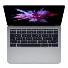 Apple MacBook Pro Retina MPXT2 13.3″ New 2017 256Gb Space Gray_Hàng Nhập Khẩu