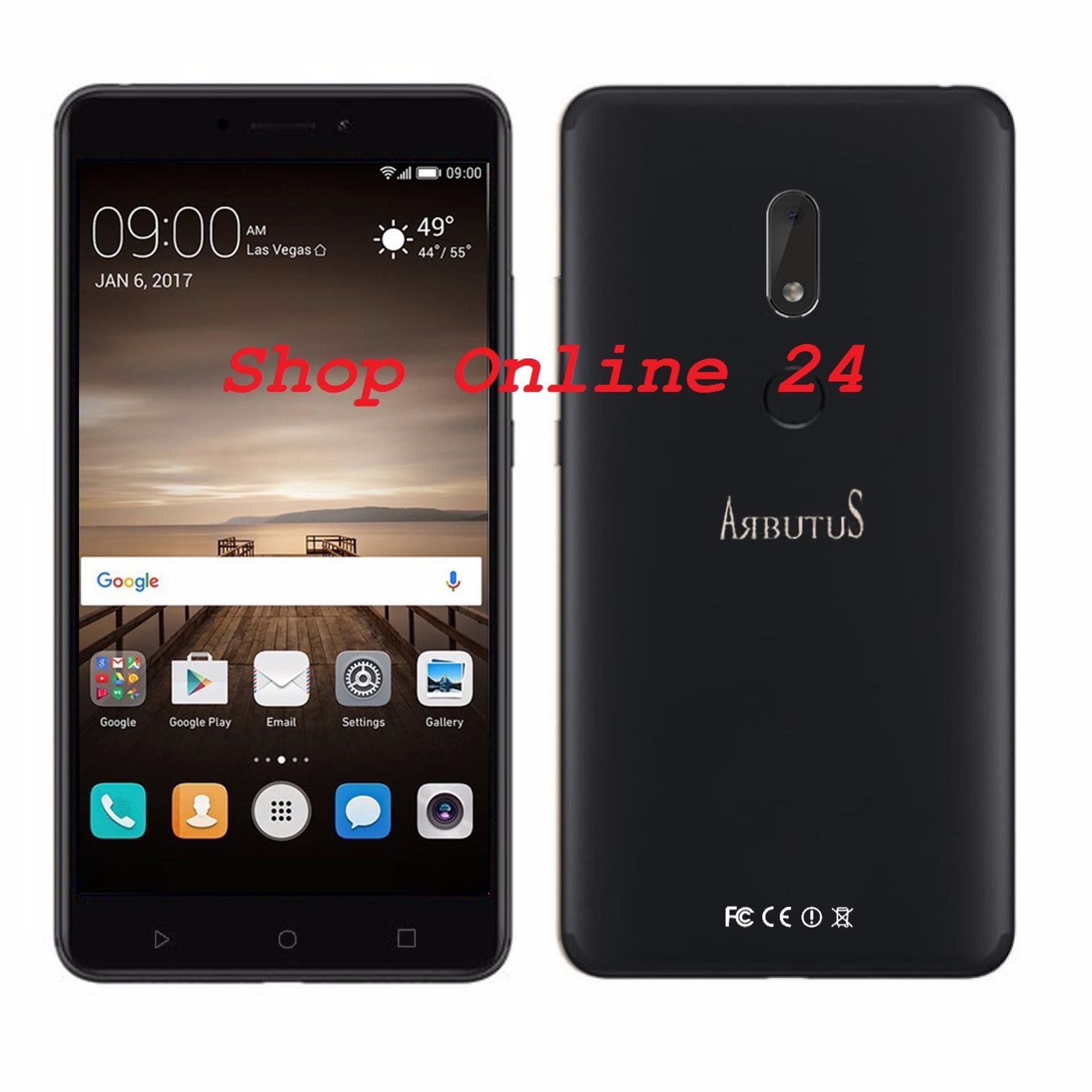 Arbutus Max 8s 32G Ram 2GB (Đen) – Hàng nhập khẩu