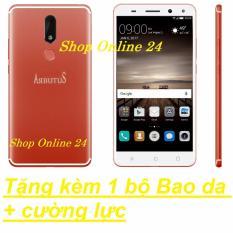 Arbutus Max 8s 32G Ram 2GB (Đỏ) + Bao Da + Cường lực – Hàng nhập khẩu
