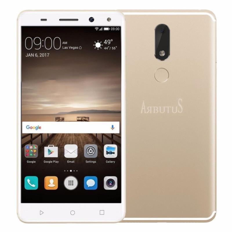 Arbutus Max 8S 32GB Ram 2GB Kim Nhung (Vàng) - Hàng nhập khẩu