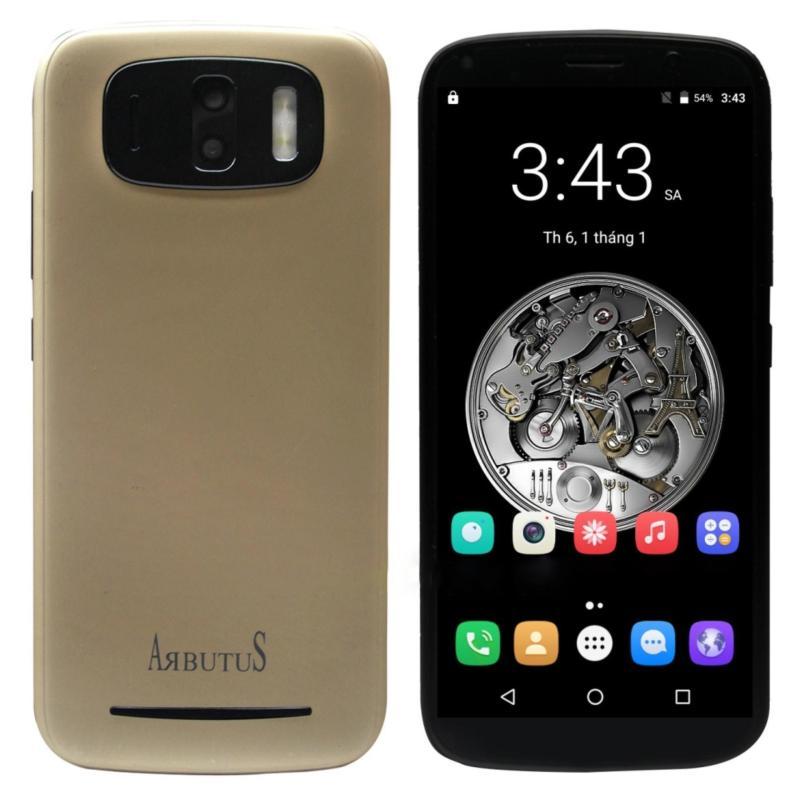 Arbutus Max X3 16GB Ram 2GB Kim Nhung (Vàng) - Hàng nhập khẩu