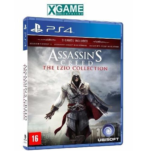 Assassins Creed The Ezio Collection (Đen)