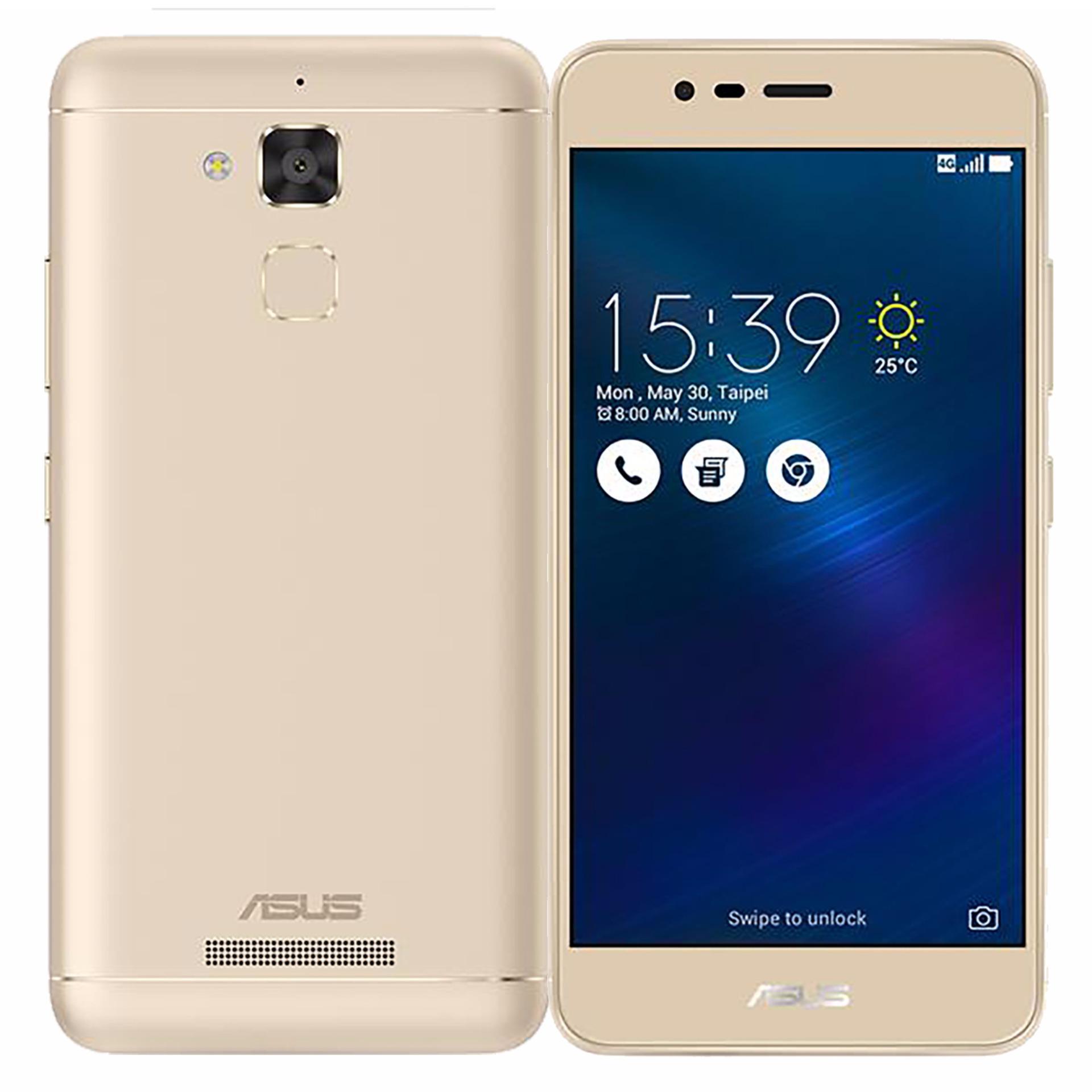 Asus Zenfone 3 max 5.5 (Hồng) – Hãng Phân Phối Chính Thức