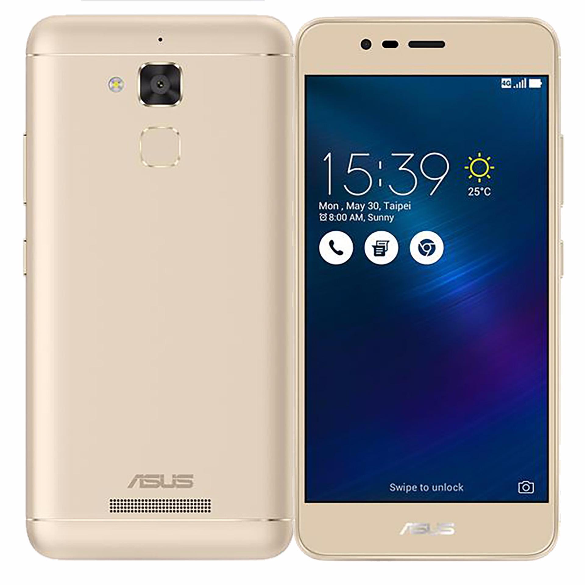 Asus Zenfone 3 max 5.5 (Vàng) – Hãng Phân Phối Chính Thức