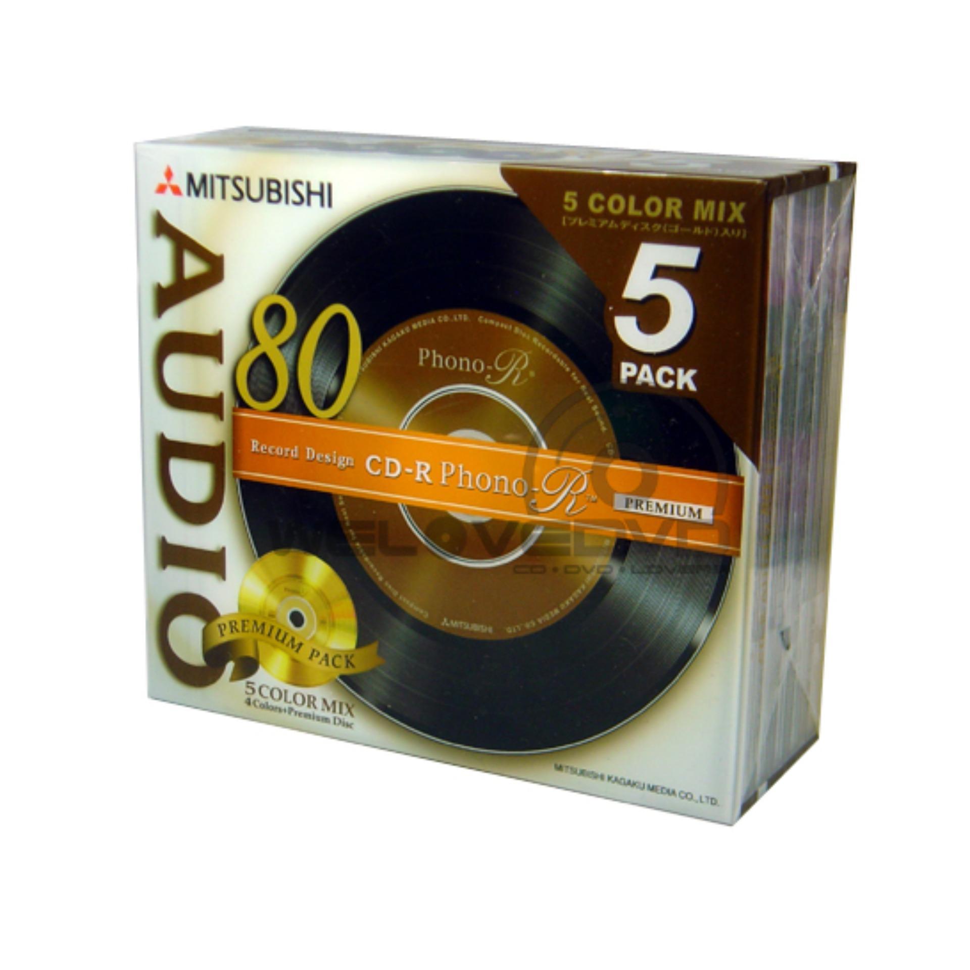 Giá CD-R Audio(5 pack) Tại Tân Hùng 123
