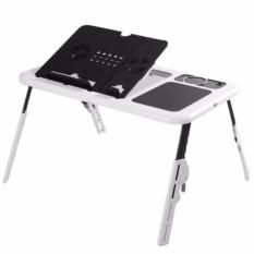 Bàn Laptop A Năng Thương Hiệu E-Table LD09 – Bàn Laptop Xếp Hình Đa Năng