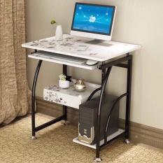 Bàn để máy tính để bàn văn phòng (Trắng)